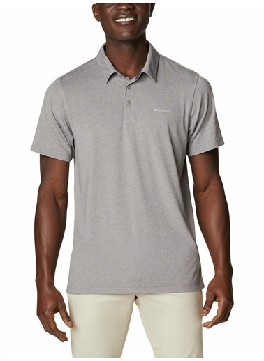 Columbia Columbia Erkek Siyah Polo T-Shirt Siyah